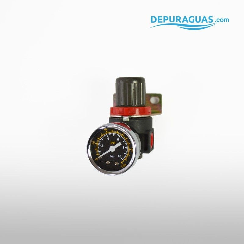 Reductor de presión regulable