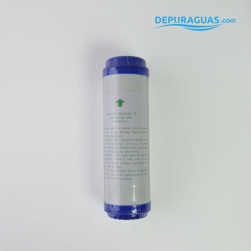 Filtro CARTUCHO CARBON GRANULADO