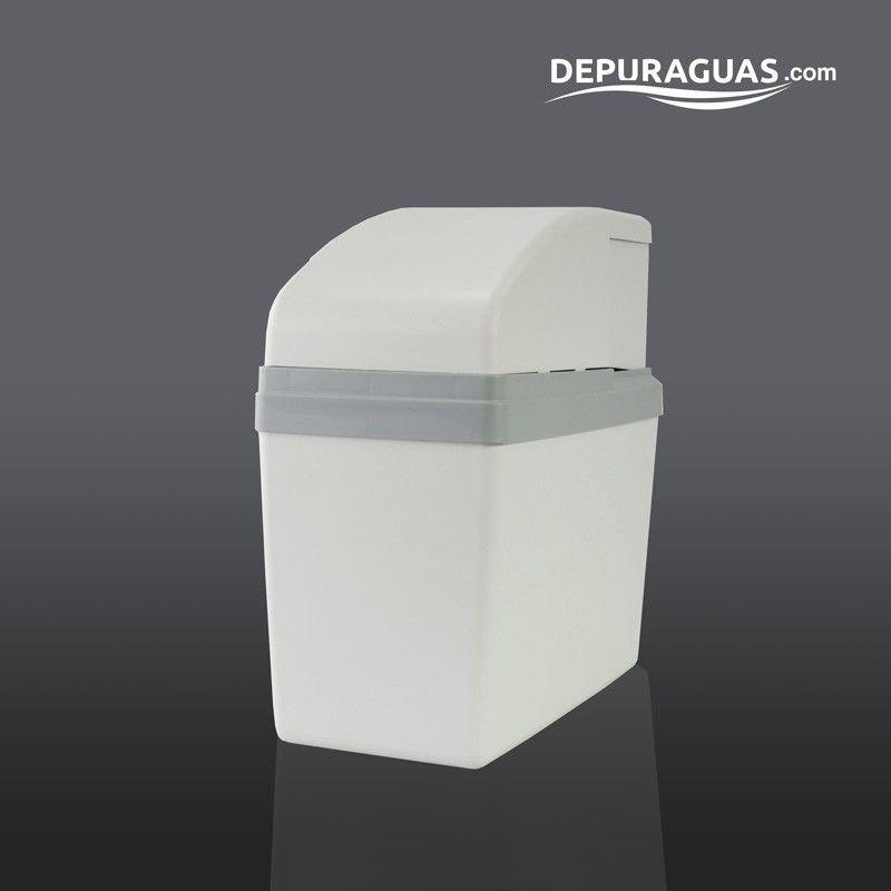 Descalcificador hidráulico DELTA ESCALDA 3L.